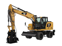 For Wheel Hydraulic Excavators
