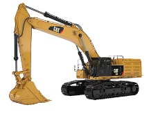 For Large Hydraulic Excavators